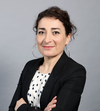 Madeleine MACEDO